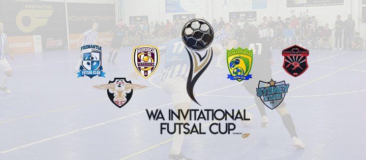 2019 WA Invitational Futsal Cup Details